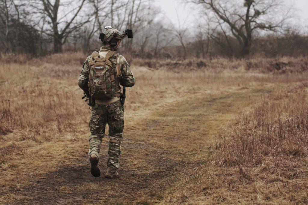 Στρατός, στρατιώτης