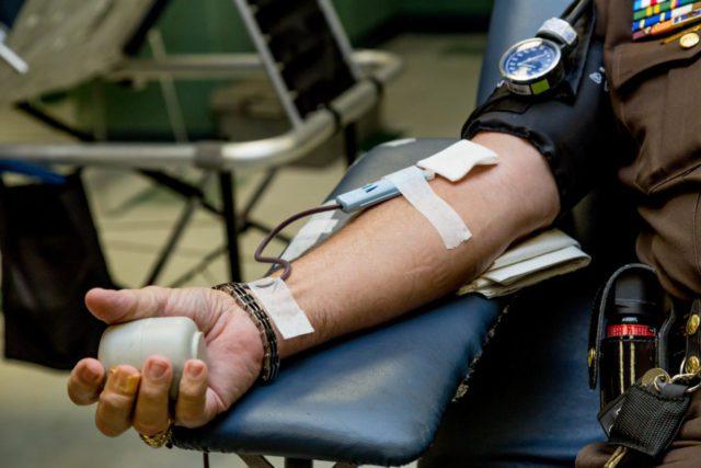 Αίμα, αιμοδοσία