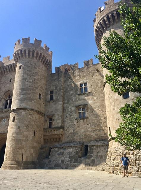 Παλάτι Μέγα Μαγιστρου Ρόδος