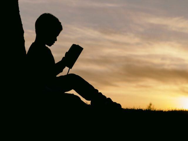 Μάθηση, παιδί, βιβλίο