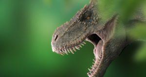 Τυραννόσαυρος δεινόσαυρος