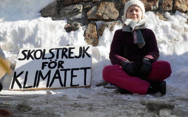 Greta Γκρέτα Τούνμπεργκ
