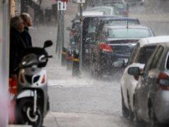 Βροχόπτωση, βροχή, καταιγίδα, κακοκαιρία