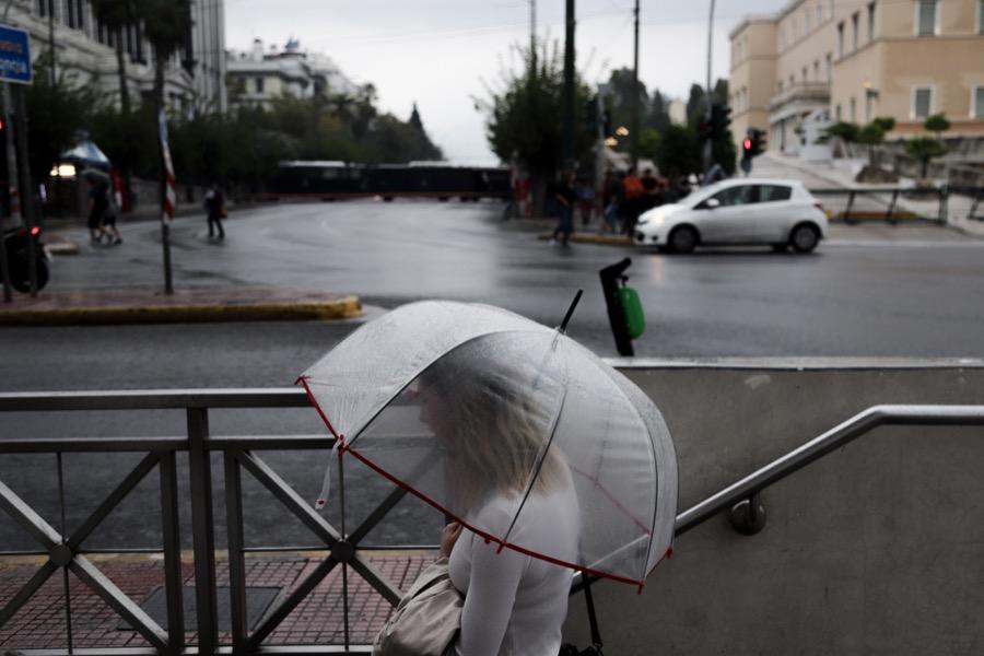 Κακοκαιρία, βροχή, καταιγίδα