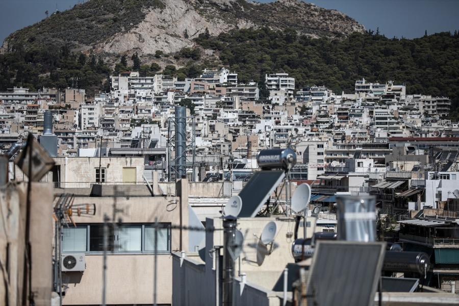 Πολυκατοικίες, κατοικία, εξοικονόμηση ενέργειας