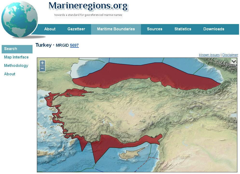 ΑΟΖ Τουρκίας