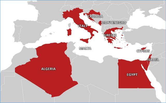 Οι δραστηριότητες της Energean στη Μεσόγειο