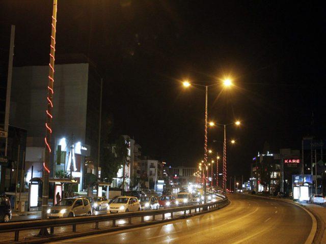 αυτοκίνητα βράδυ