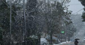 Χιόνια, χιονόπτωση