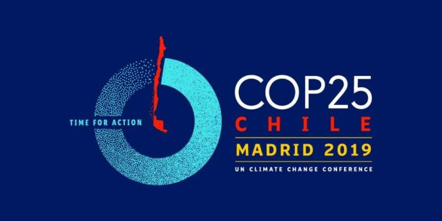COP25 Madrid logo