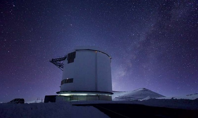 James Clerk Maxwell Telescope