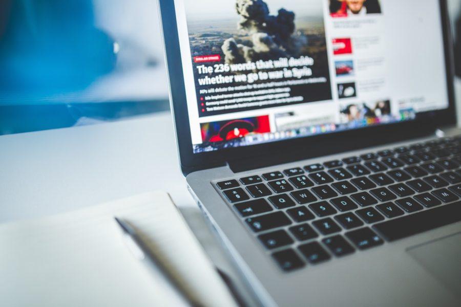 Ειδήσεις, laptop, computer, υπολογιστής