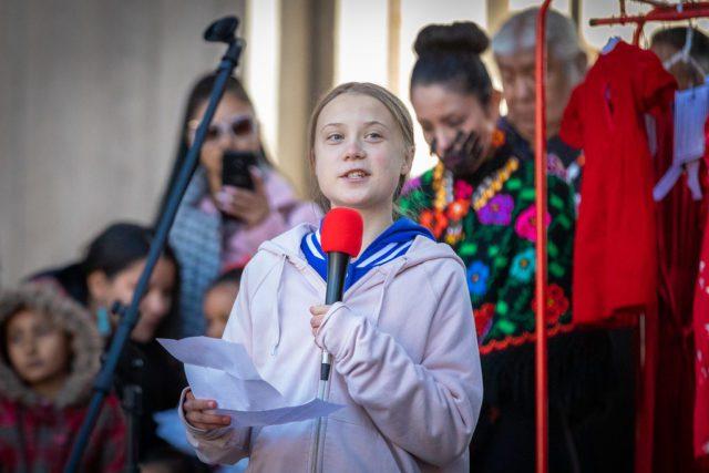 Γκρέτα Τούνμπεργκ, Greta Thunberg
