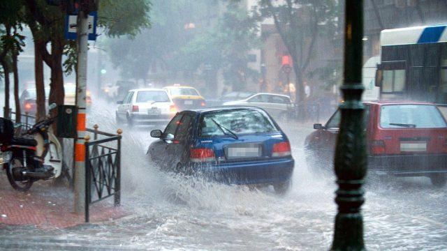 Κακοκαιρία, βροχές, καταιγίδες
