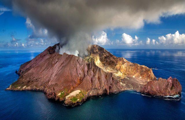 Νέα Ζηλανδία ηφαίστειο
