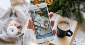 iPhone, κινητό, Χριστούγεννα