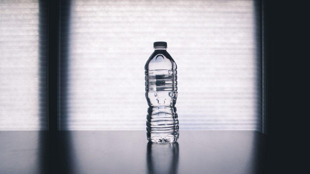 Πλαστικό μπουκάλι μιας χρήσης