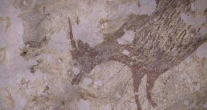Ανακαλύφθηκε η αρχαιότερη σκηνή κυνηγιού