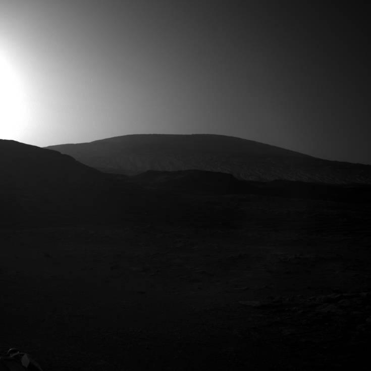 Η αυγή του Ήλιου στον Άρη