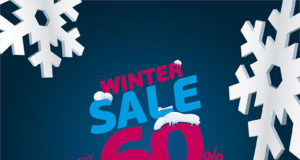 1080x1080px generic post winter sales F
