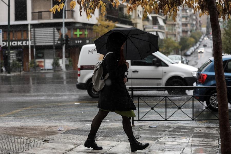 Βροχή, καταιγίδα, βροχόπτωση, κακοκαιρία