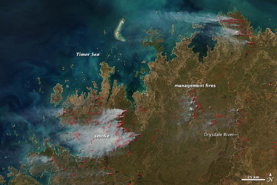 Φωτιές, πυρκαγιές στην Αυστραλία