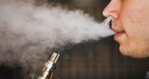 άτμισμα, ηλεκτρονικό τσιγάρο