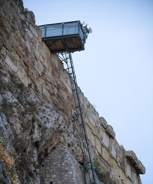 ανελκυστήρας Ακρόπολη