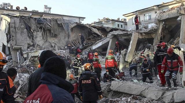 σεισμός Τουρκία 3