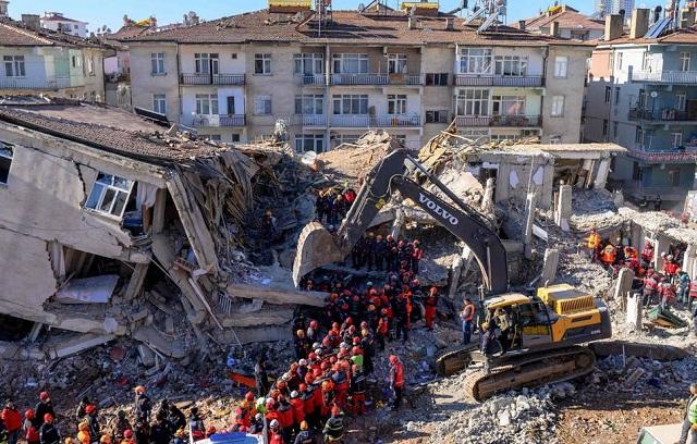 σεισμός Τουρκία 4