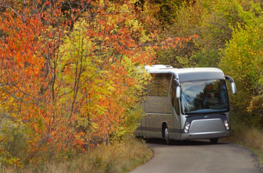 Toυριστικά λεωφορεία