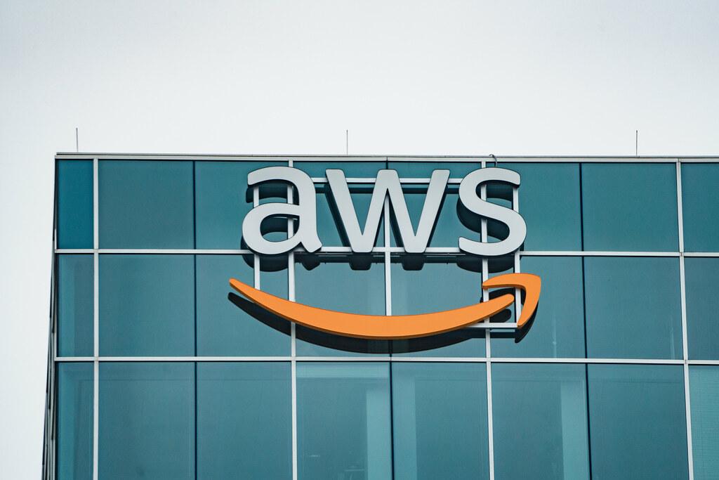 AWS Amazon Web Services Office in Houston, Texas