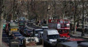 Βενζινοκίνητα και ντιζελοκίνητα οχήματα στο Λονδίνο