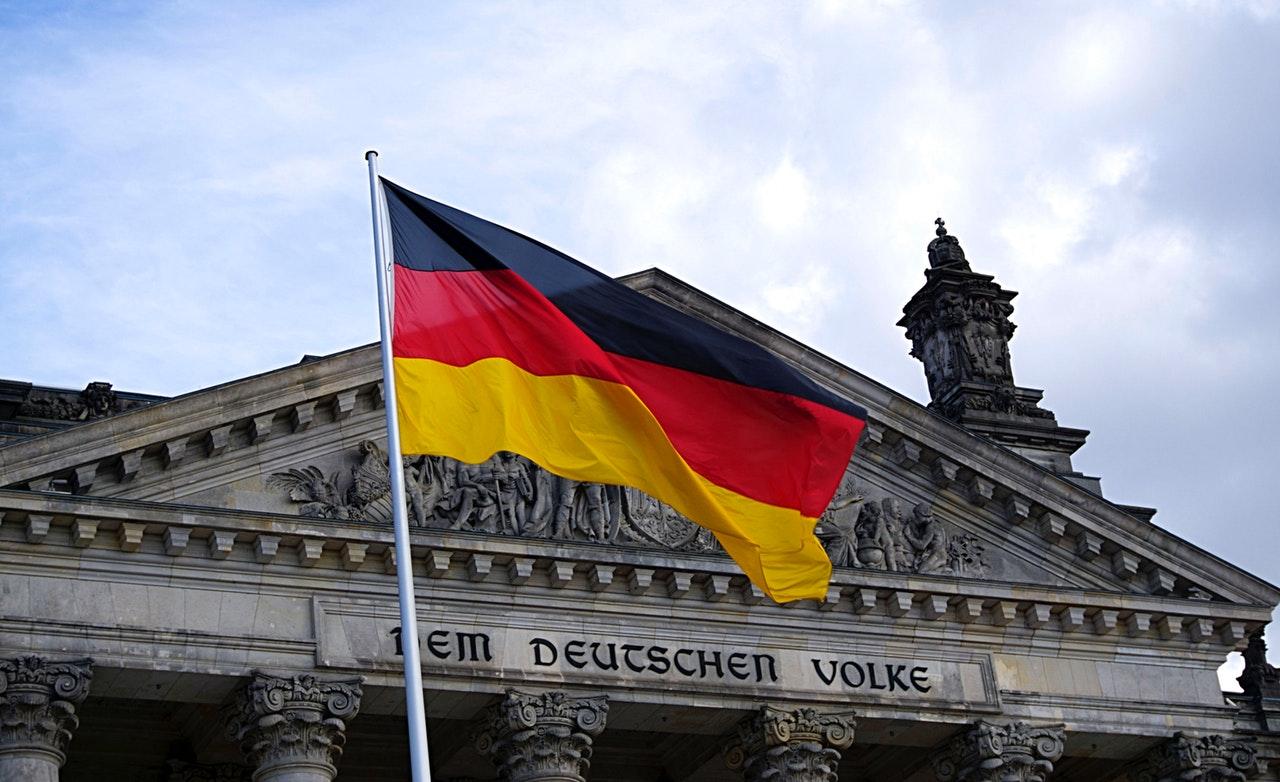 Γερμανία, γερμανική σημαία