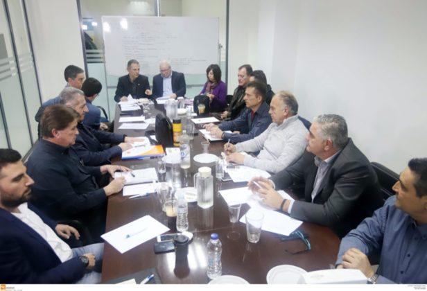 Συνάντηση ΟΑΣΘ - ΚΤΕΛ Θεσσαλονίκης