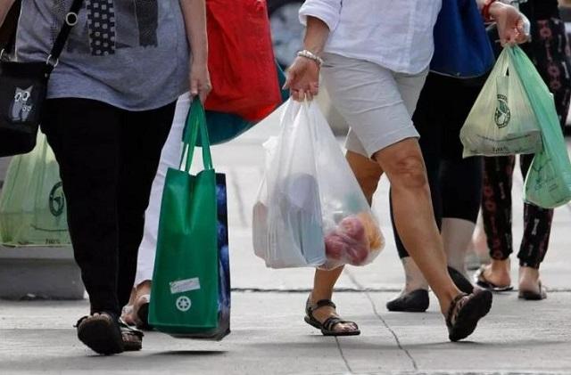 πλαστικές σακούλες