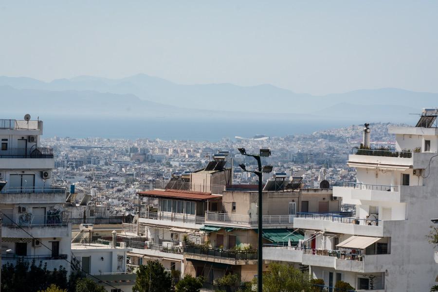 Πολυκατοικίες, ακίνητα, κτίρια, Αθήνα, πόλη, στεγαστικά δάνεια