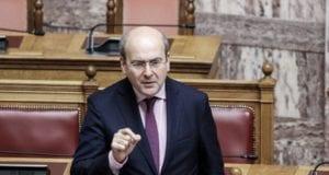 Υπουργός Περιβάλλοντος και Ενέργειας, Κωστής Χατζηδάκης