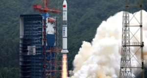 κινεζικό κέντρο εκτόξευσης δορυφόρων (Xichang Satellite Launch Center)