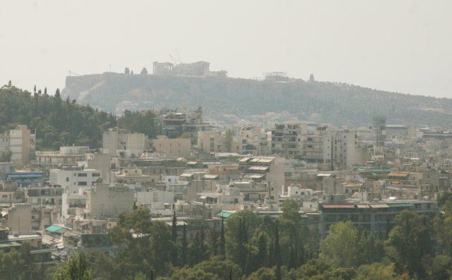 Ατμοσφαιρική Ρύπανση Αθήνα