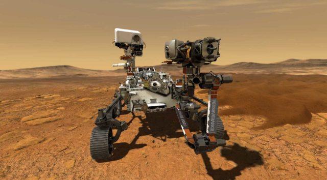 Ρομπότ NASA