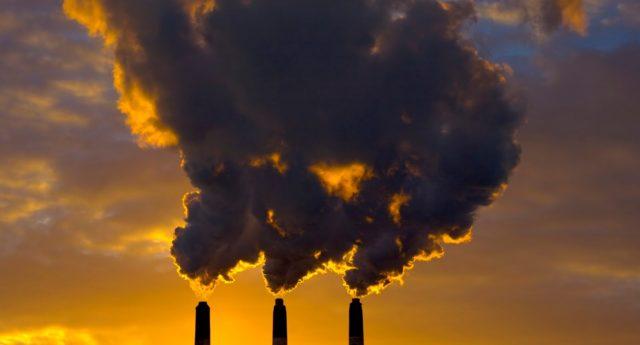 ρύπανση του αέρα