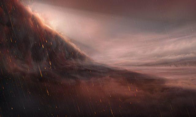 Ανακαλύφθηκε καυτός εξωπλανήτης στον οποίο βρέχει... σίδηρο