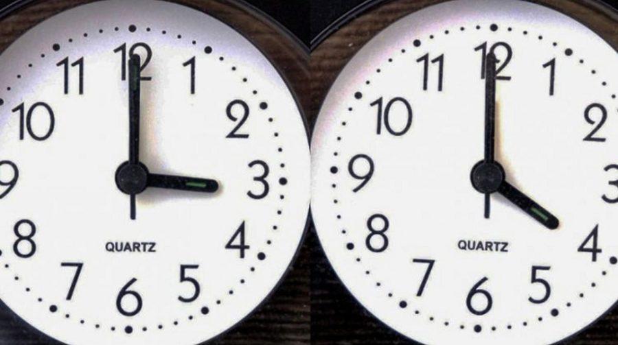 Αλλαγή ώρα