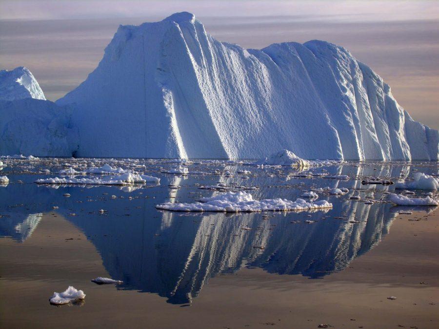 παγετώνας Ανταρκτική