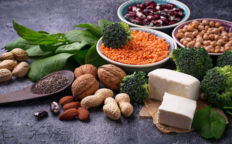 φυτοφαγική διατροφή