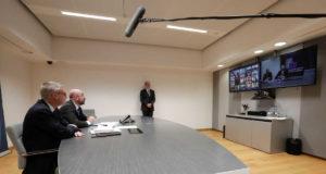 Conference call of EU leaders on Coronavirus