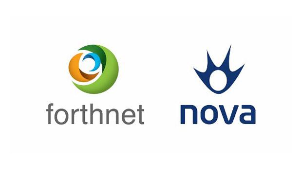 forthnet nova new logo2014