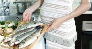 Έγκυος και ψάρι
