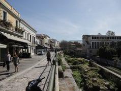 Αθήνα άδεια - Μοναστηράκι